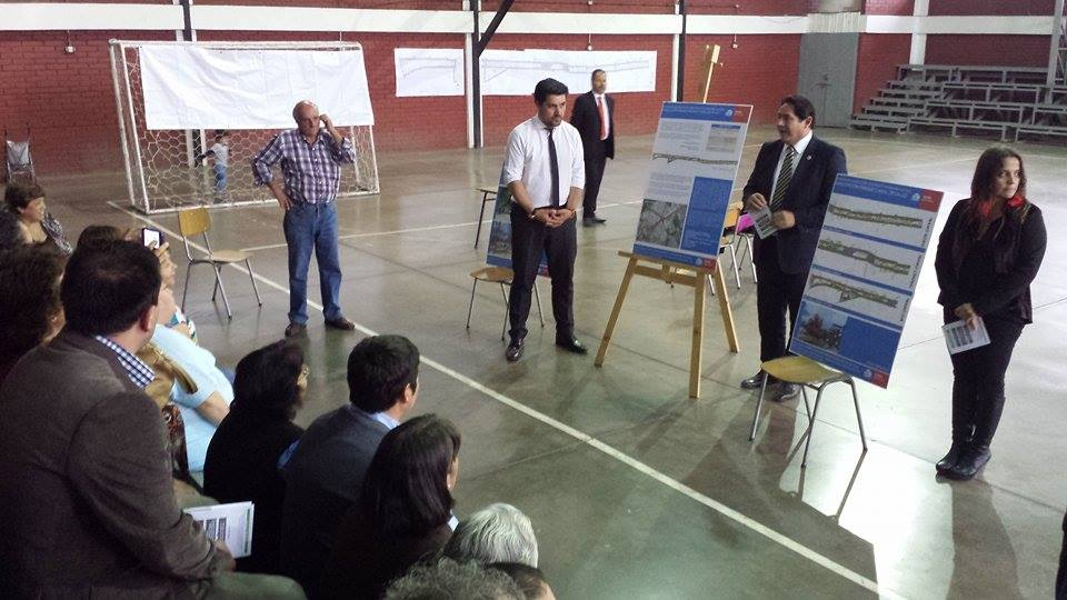 Construcción Parque Canal de la Luz se Proyecta para el 2015 en Talca