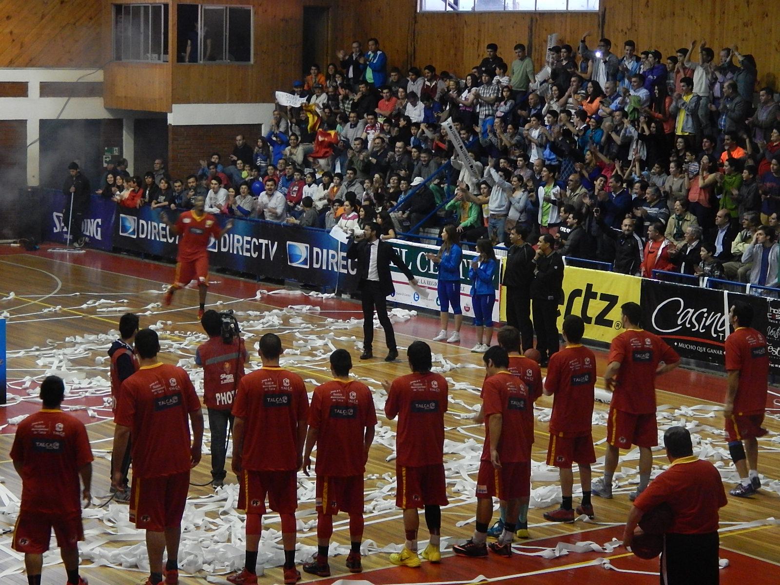 Español de Talca Se Juega La Temporada en el Play Off