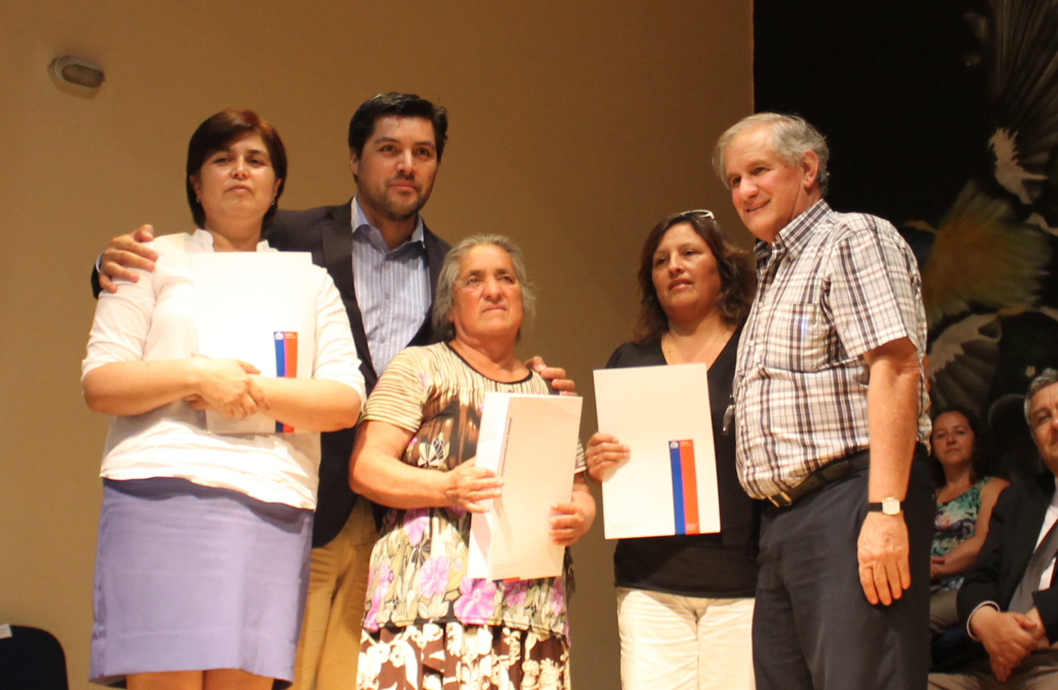 Familias de Villa Alegre Podrán mejorar y ampliar sus Viviendas