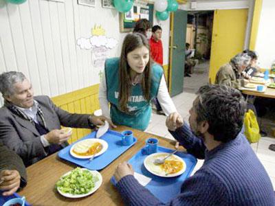Reconstruirán Hospedería del Hogar de Cristo en Curicó