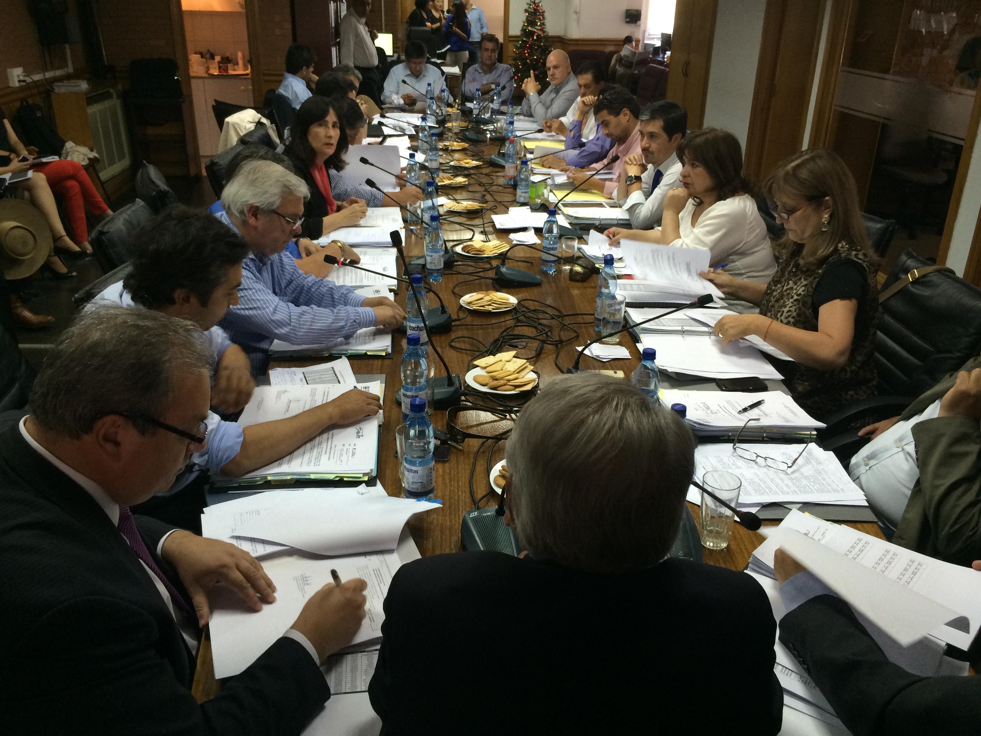 Gobierno Regional Rinden Primera Cuenta Pública