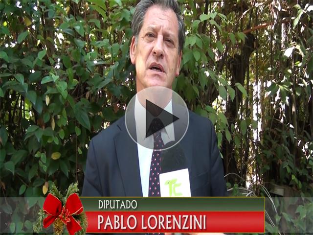 Mensaje Navideño del Diputado Pablo Lorenzini