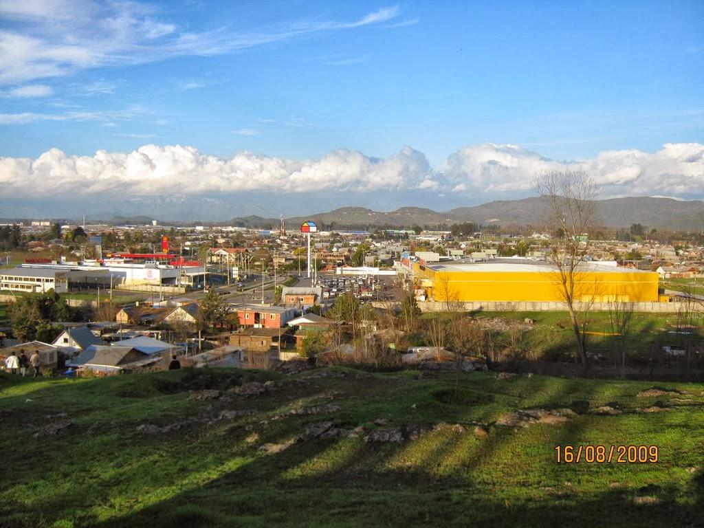 Entregan Recursos para Entubar Canal La Cañada en Curicó