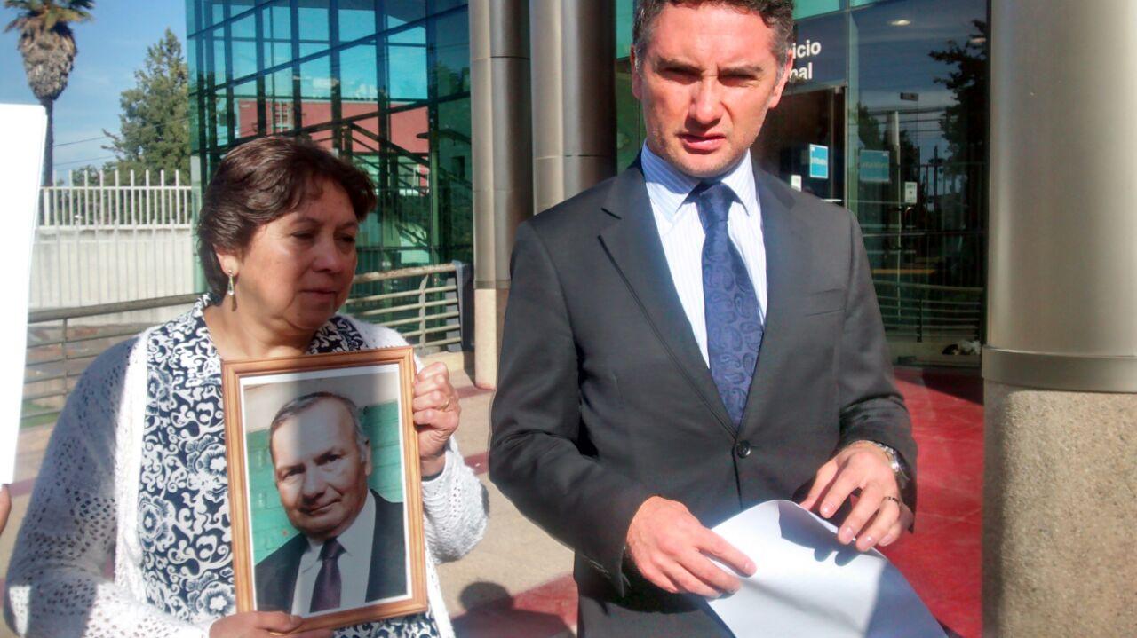 Suspenden Formalización de Cargos a Juez de Talca
