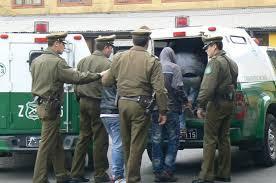 Menores Protagonizan Asalto a Camión de Bebidas en Talca