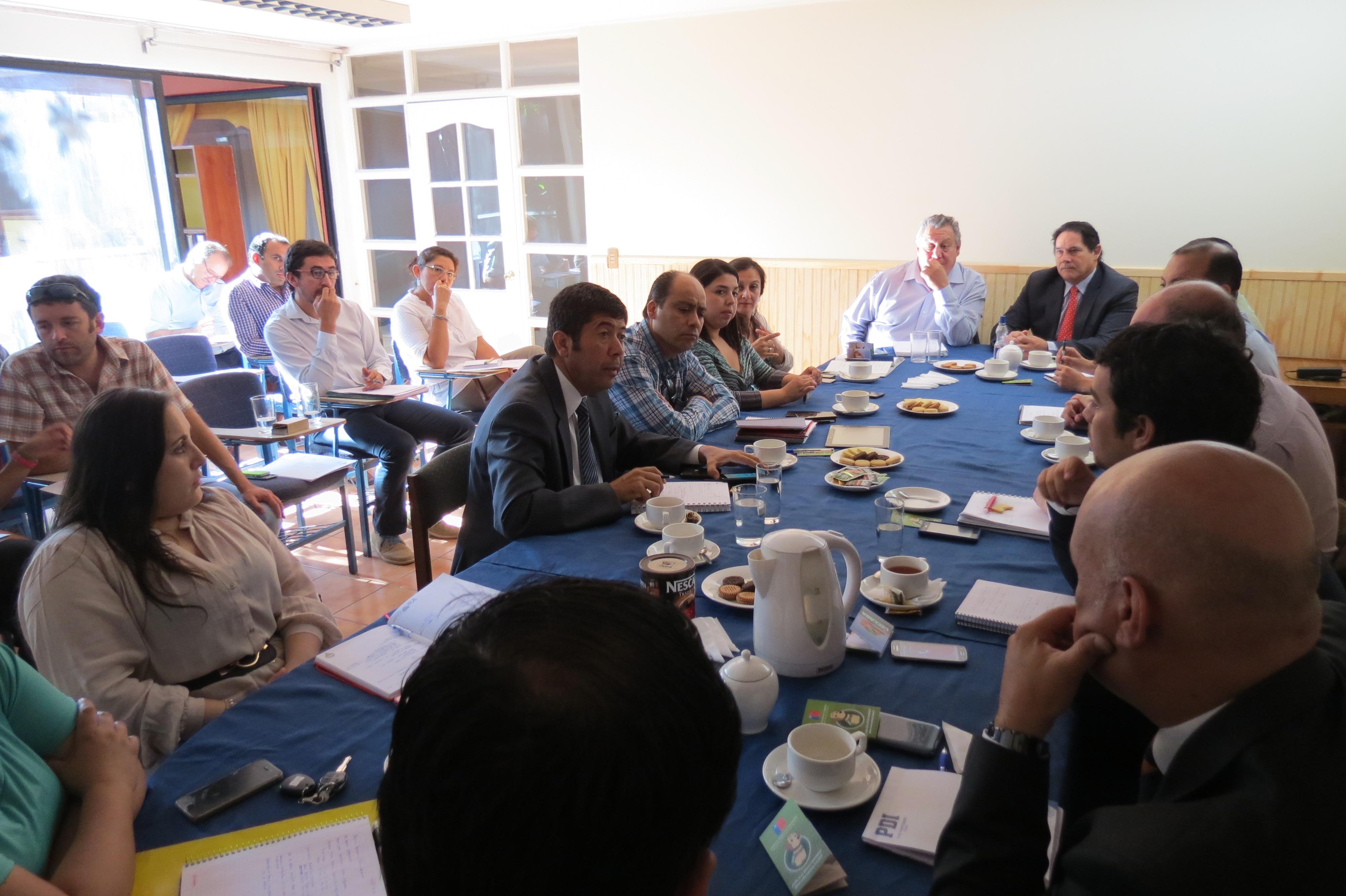 Afinan Detalles para Encuentro Chileno-Argentino