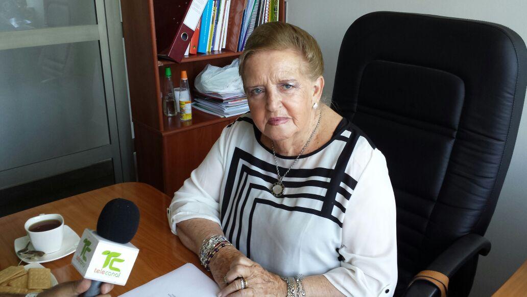 Marcela Aste Califica como Asesinato de Imagen lo Realizado al CORE