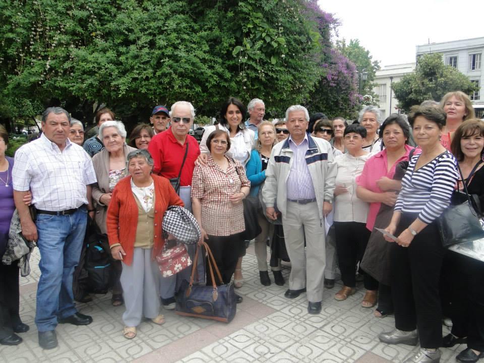 El 2015 es el año para generar condiciones y derechos para adultos mayores
