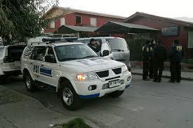 Grave joven que fue baleado en antejardín de  vivienda en Talca