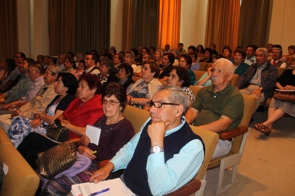Realizaron Lanzamiento del Fondo Nacional del Adulto Mayor en Linares