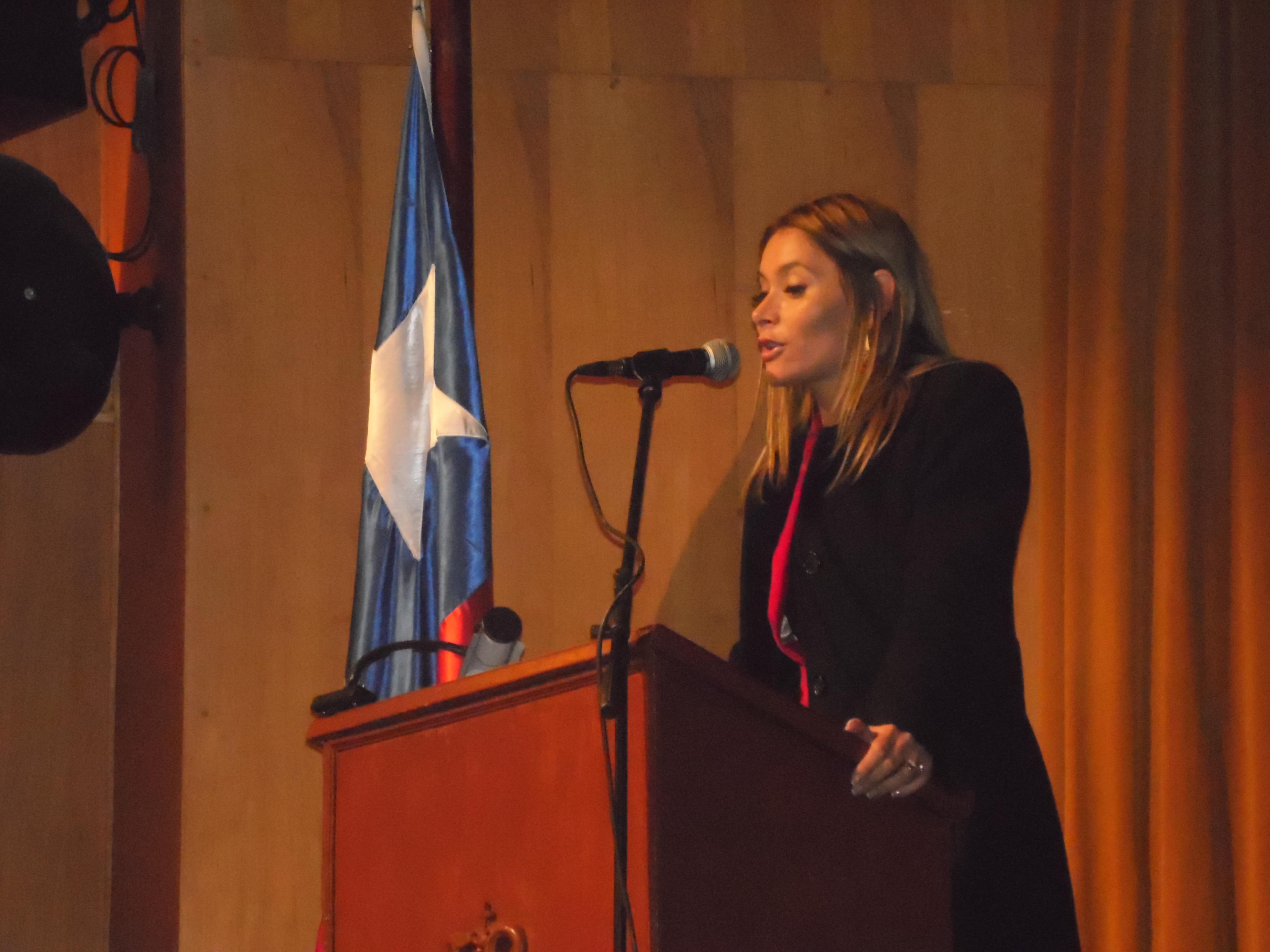 Gobernadora destaca los 220 años de Parral y manifestó que seguirán trabajando en el desarrollo de la comuna