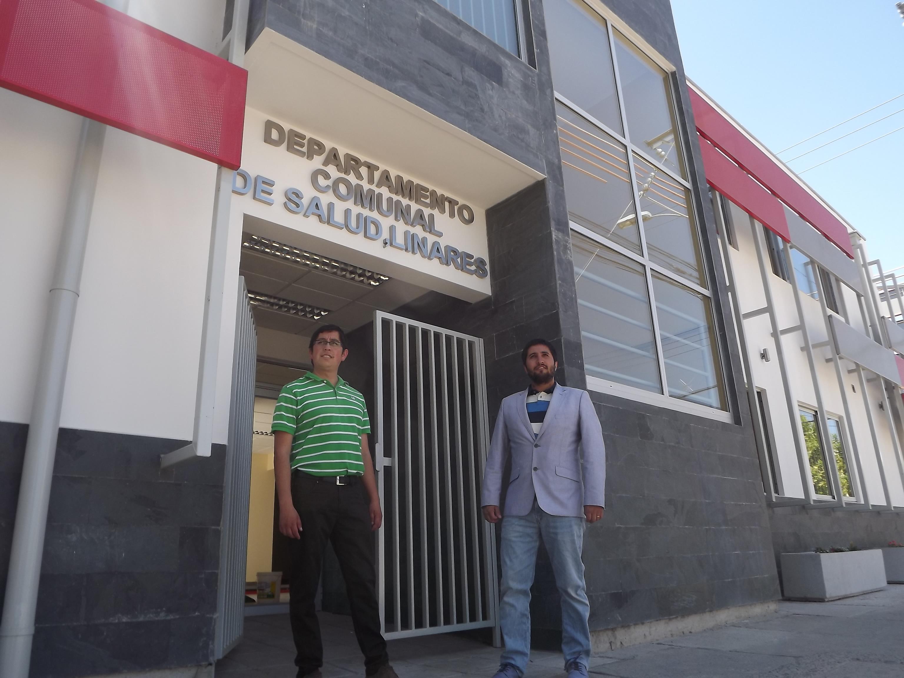 Lista Reconstrución de Edificio Municipal de Salud en Linares