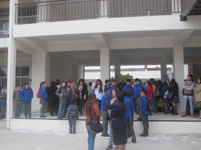 Colegio Amor de Dios inició antes el año escolar