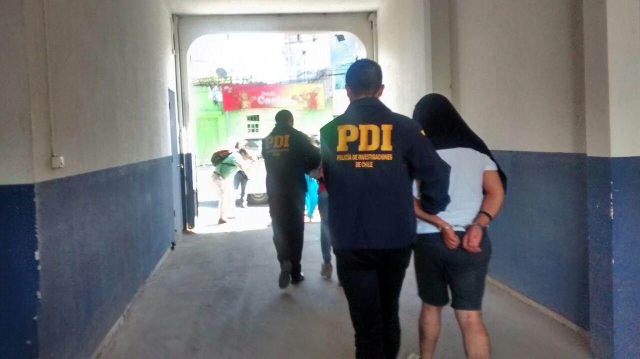 PDI  del Maule detuvo a 86 sujetos en operativo policial masivo