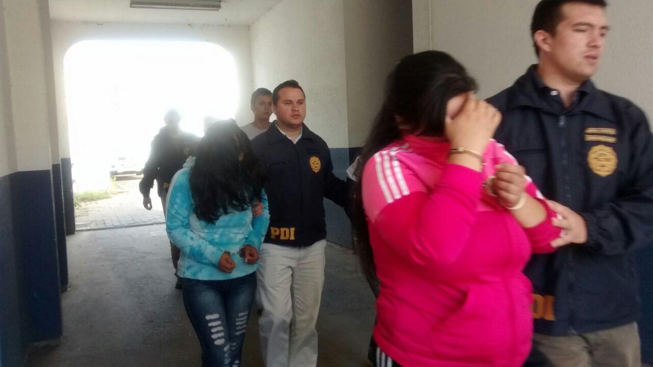 Detienen a Traficantes que Intentaban Ingresar Marihuana a Cárcel de Talca