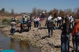 Sin Vida Encuentran a Joven Arrastrado por las Aguas del Río Longaví