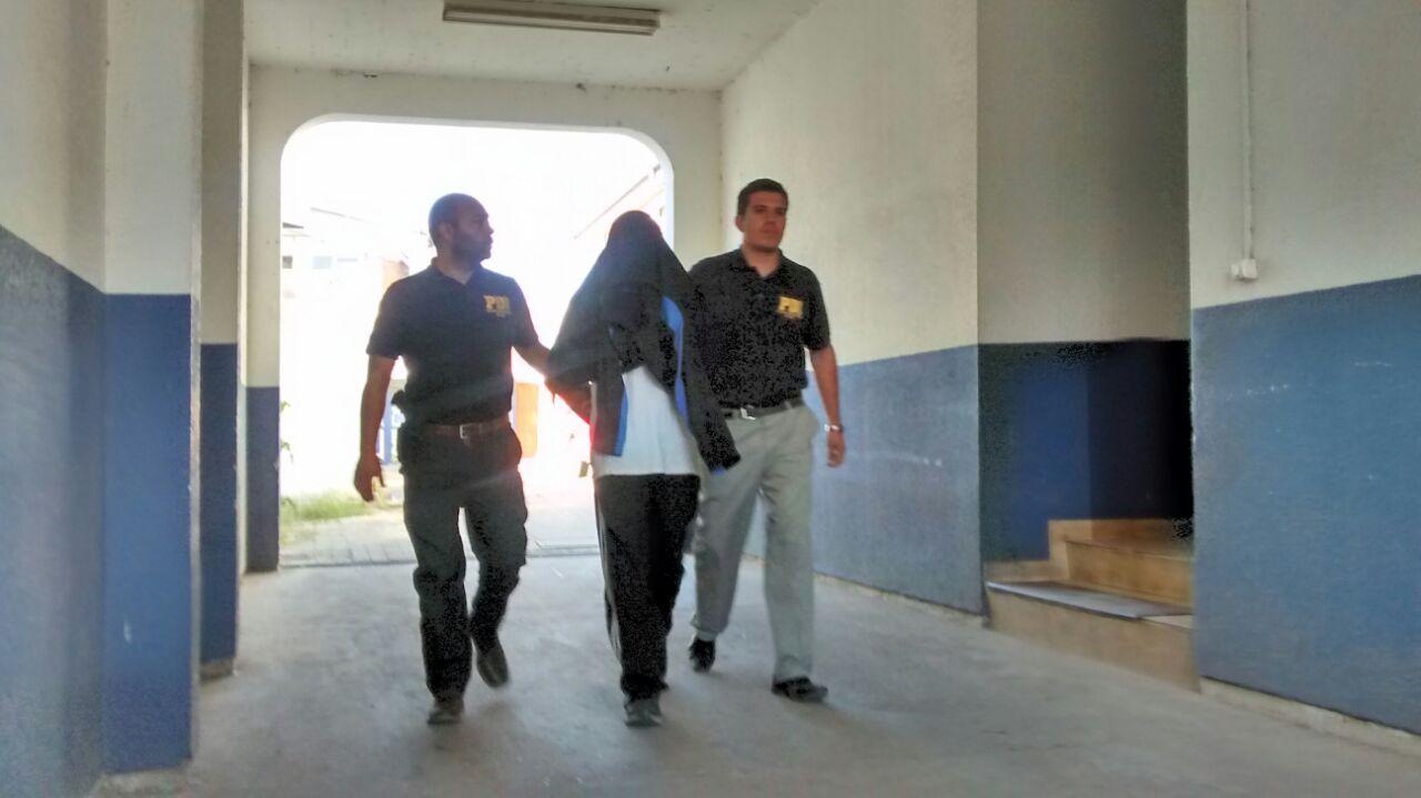 Pánico vivió madre en Talca, luego que su hijo intentara asesinarla con dos machetes
