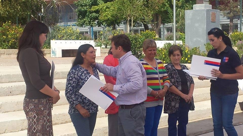 Diputado Álvarez-Salamanca participó en entrega de subsidios en la región