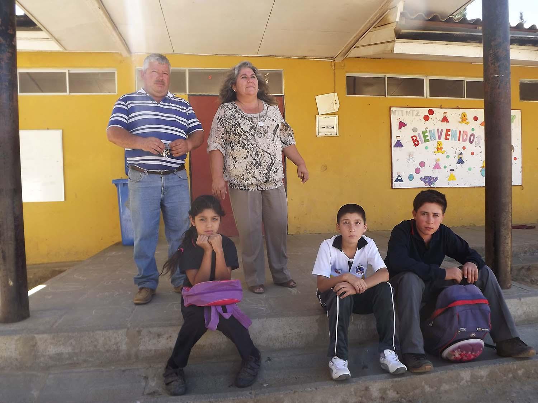 Alumnos y profesores evitaron incendio en escuela en ruta San Javier-Constitución