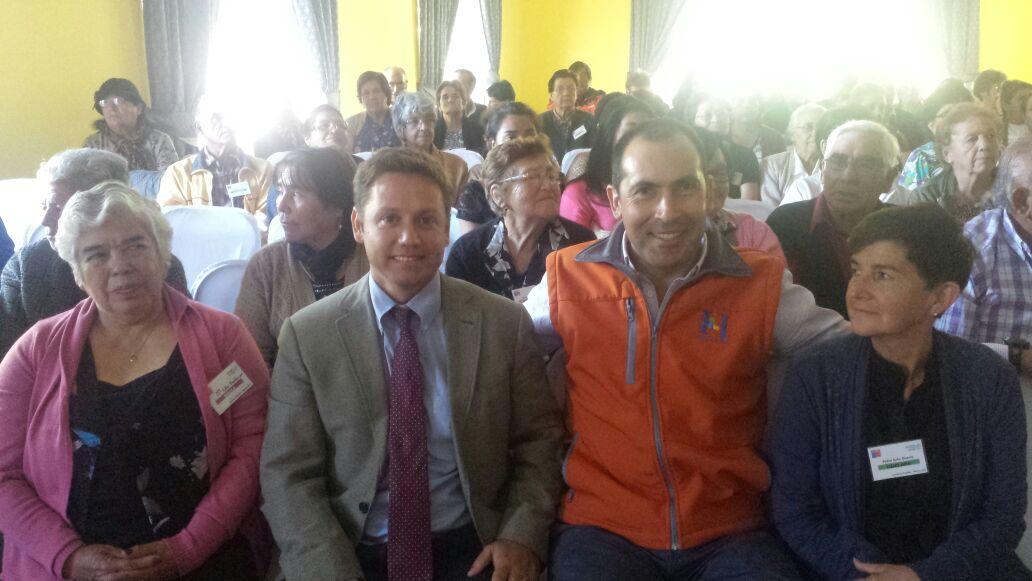Con éxito finaliza programa para adultos mayores en la región