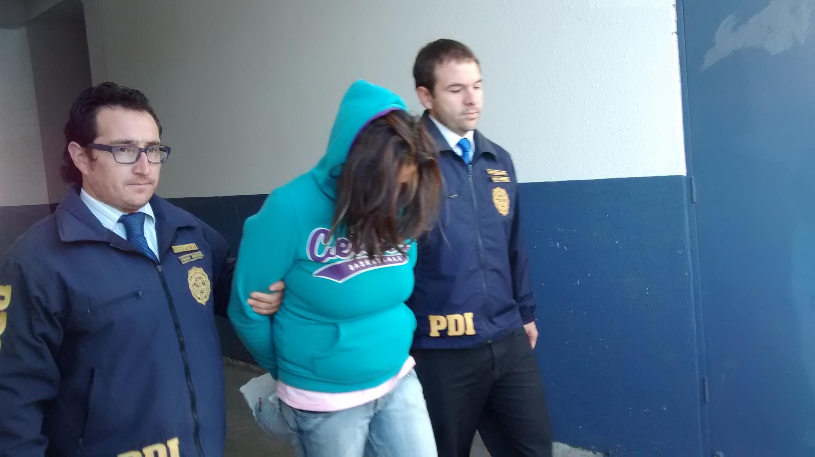 En libertad quedó falsa funcionaria del SERVIU en Talca