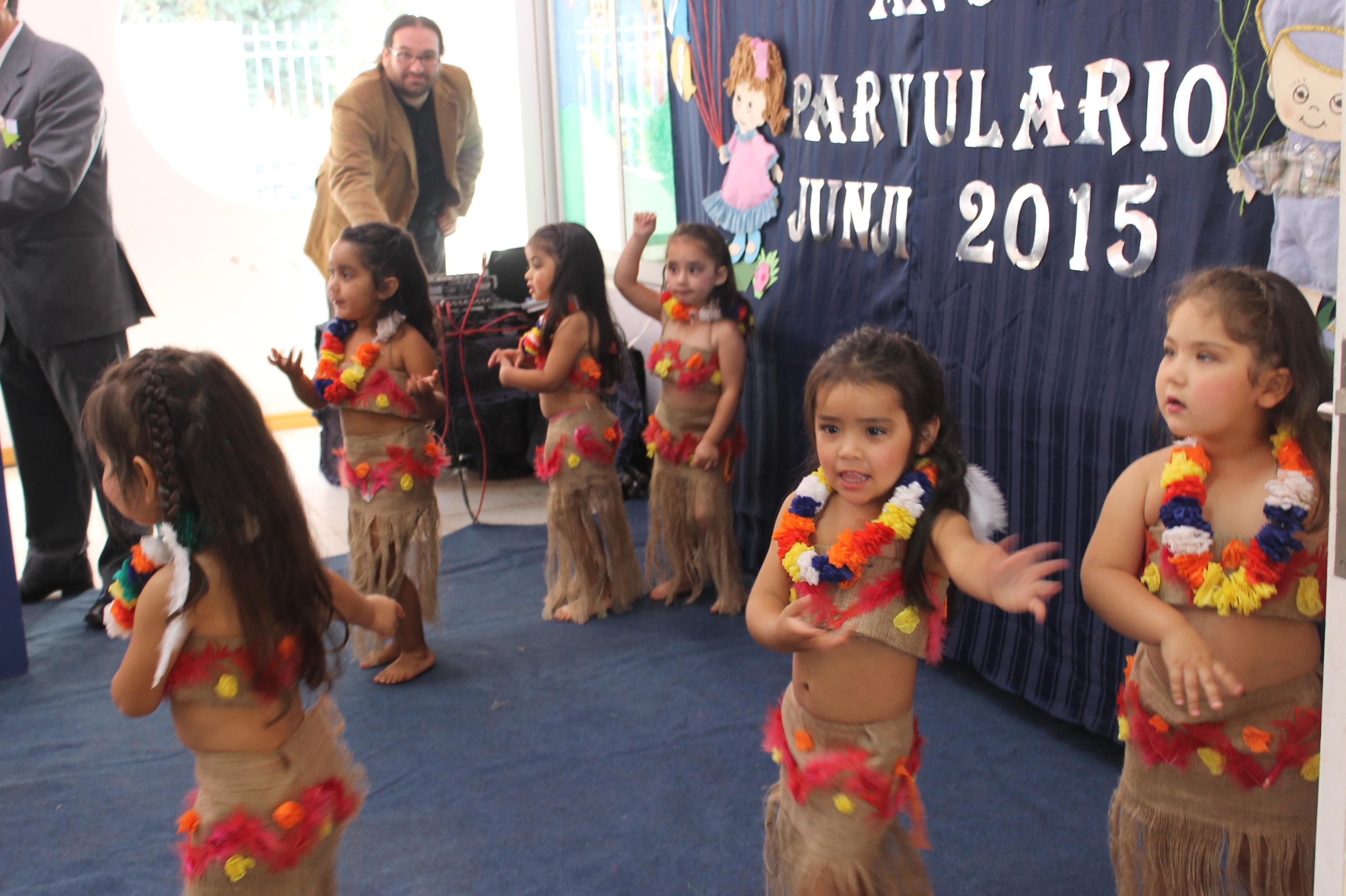 Comienza año parvulario para los niños y niñas de la Región del Maule