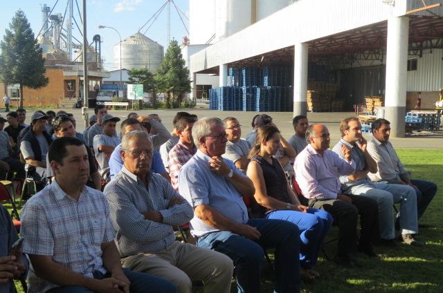 Trabajadores de arrocera tendrán sede social en Retiro