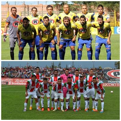 En Talca se juega la final de la copa Chile