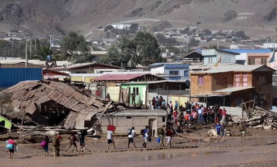 Obispado de Talca va en ayuda de damnificados del norte