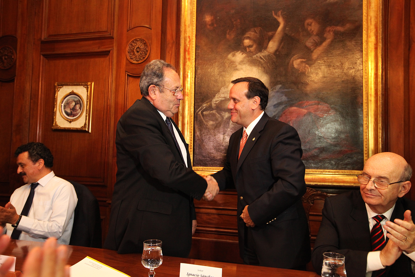 Sergio Lavanchy es el nuevo presidente del G9