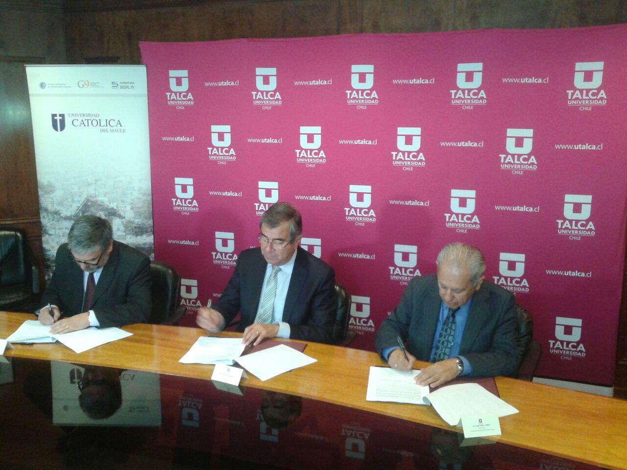 Universidades firman acuerdo para formación de especialistas médicos en la región