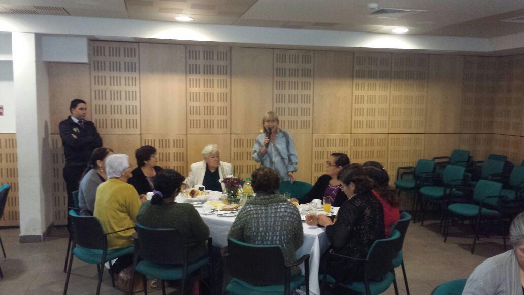 Alcaldesa de Pencahue incentiva formación de la mesa de la mujer rural