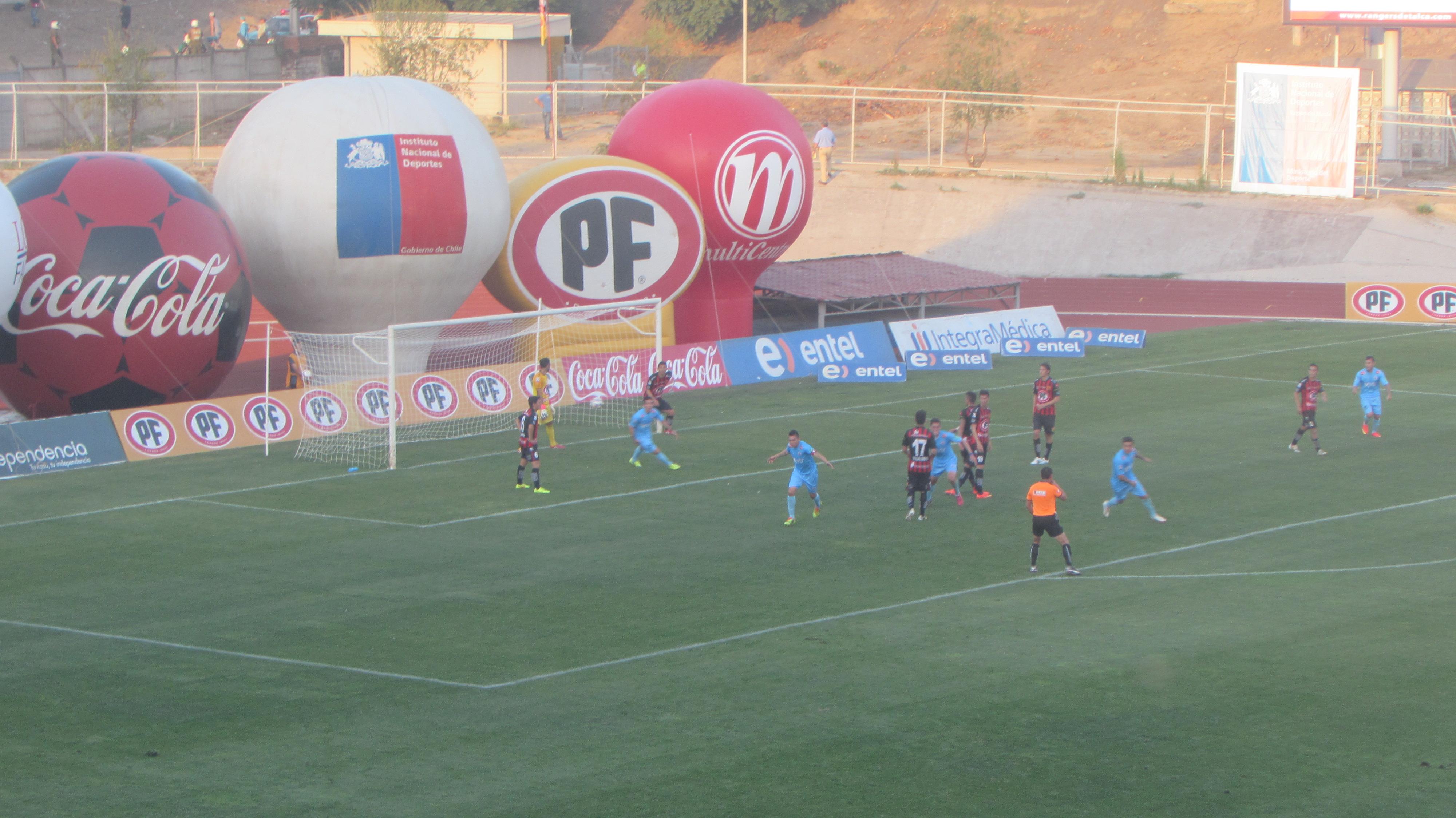 Rangers pierde ante Iberia y mantiene presente complicado