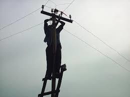 Robo de cables afectó el suministro eléctrico en algunas comunas de Talca y Linares