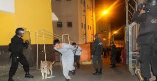 Siete internos resultan heridas en cárcel de Cauquenes