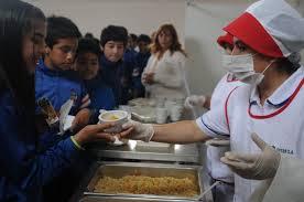 Colegios particulares subvencionados y el tema no resuelto de la alimentación