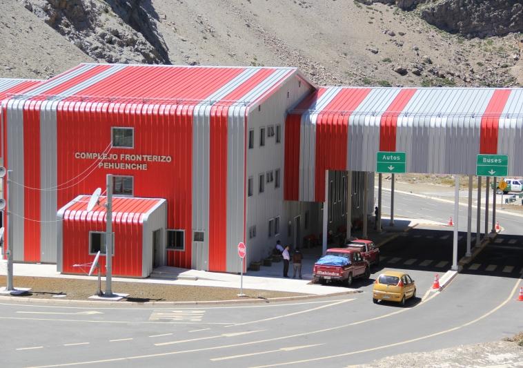 Gobernación de Talca informa nuevo horario de complejo fronterizo Pehuenche