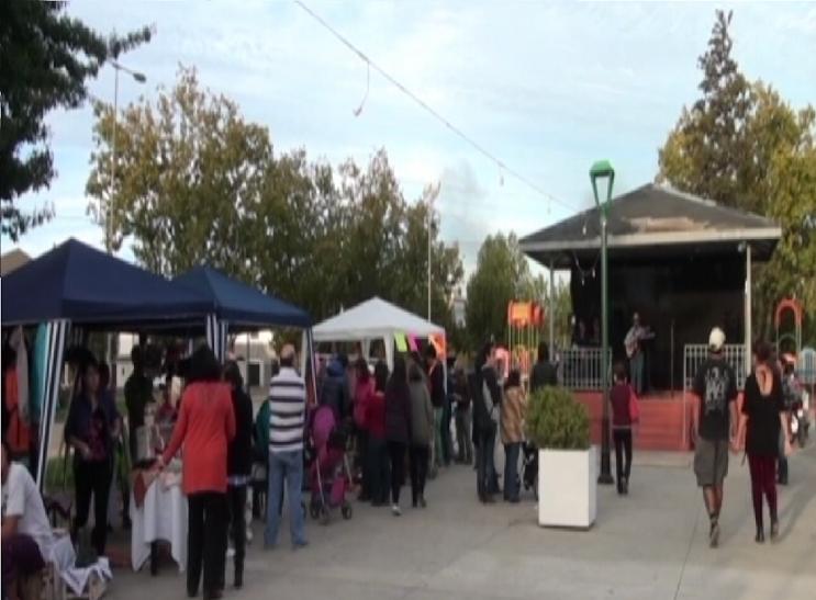 Fiesta piducana llenó de cultura la ciudad este fin de semana