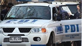 Detienen a sujeto que intentó cobrar documento con identidad falsa en Talca
