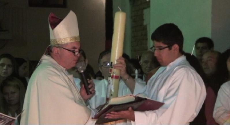 Obispo de Talca entrega mensaje a los creyentes tras finalización de la Semana Santa
