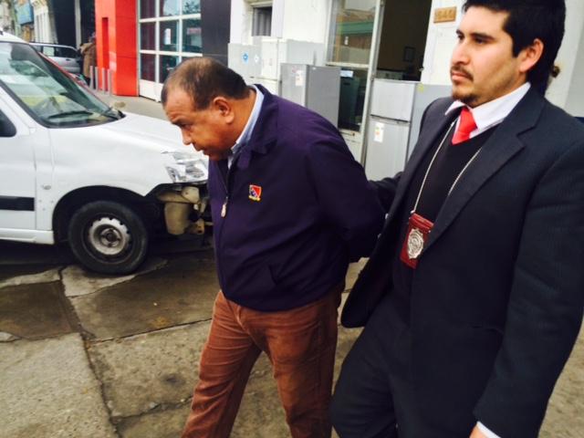 LaPDI detiene a peligroso antisocial, que premunido de un cuchillo asaltó a matrimonio en Talca