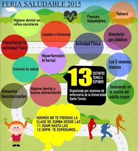 Feria Saludable
