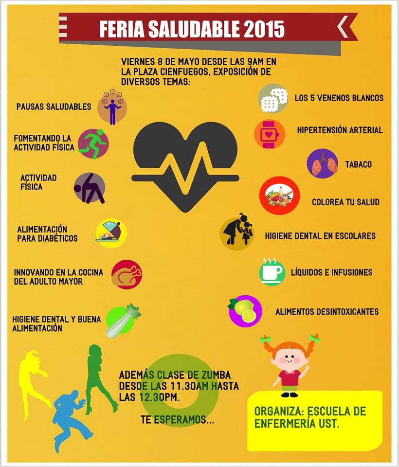 Feria Saludable en Talca