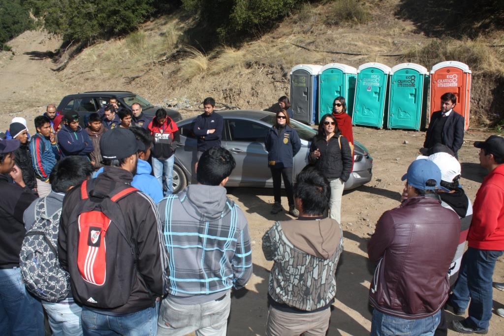 A prisión es enviado matrimonio por delito  de tráfico de migrantes bolivianos
