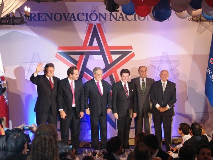 Renovación Nacional celebró un nuevo aniversario