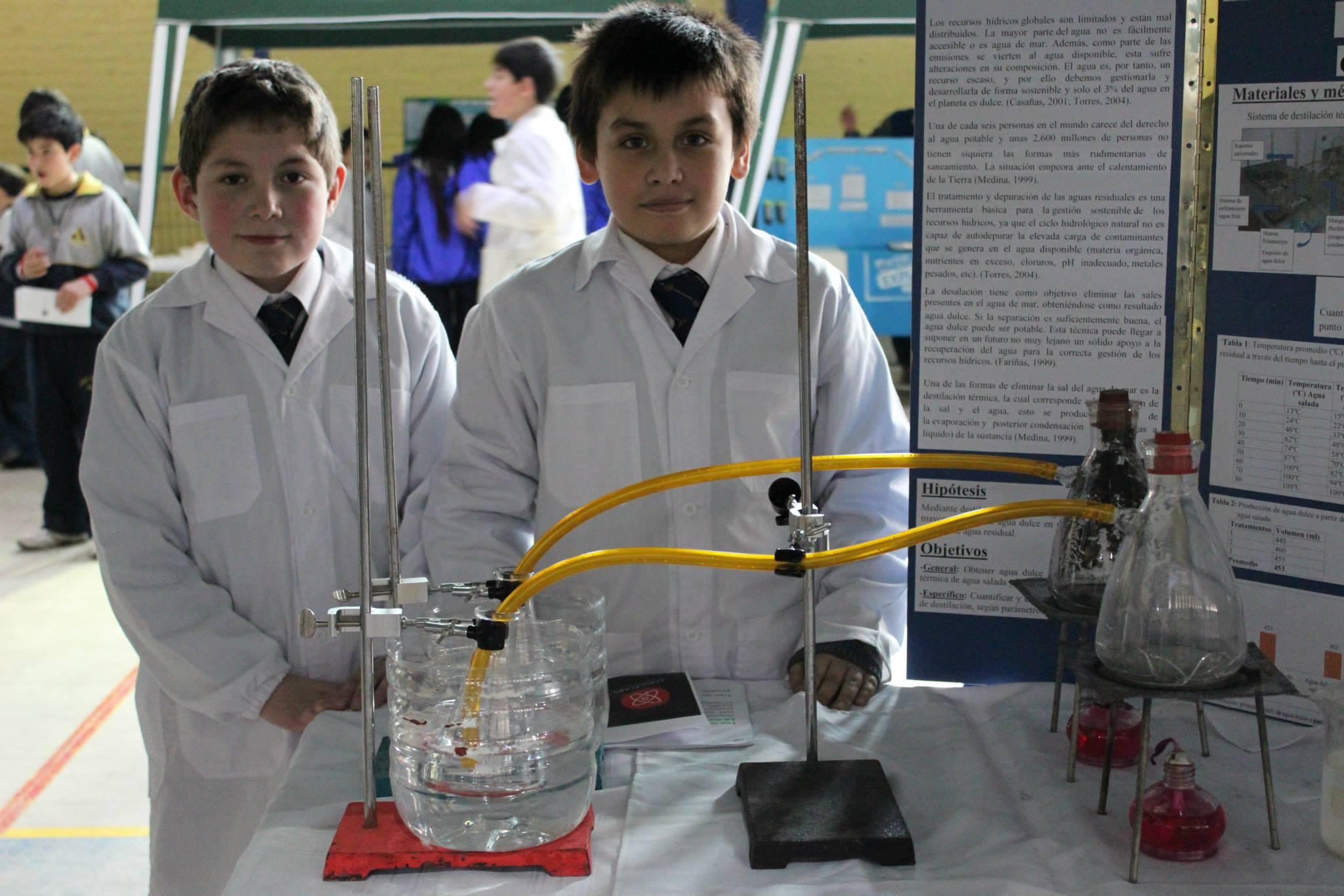 Explora Maule, invita a estudiantes a realizar investigaciones con Científicos UTALCA