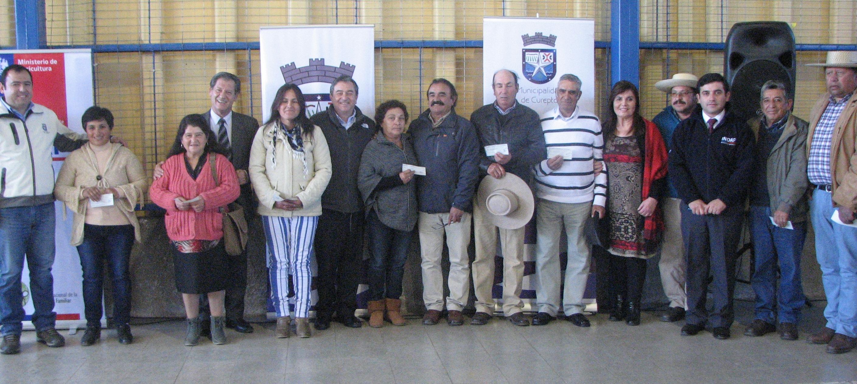 Seiscientos agricultores de la provincia de Talca recibieron incentivos