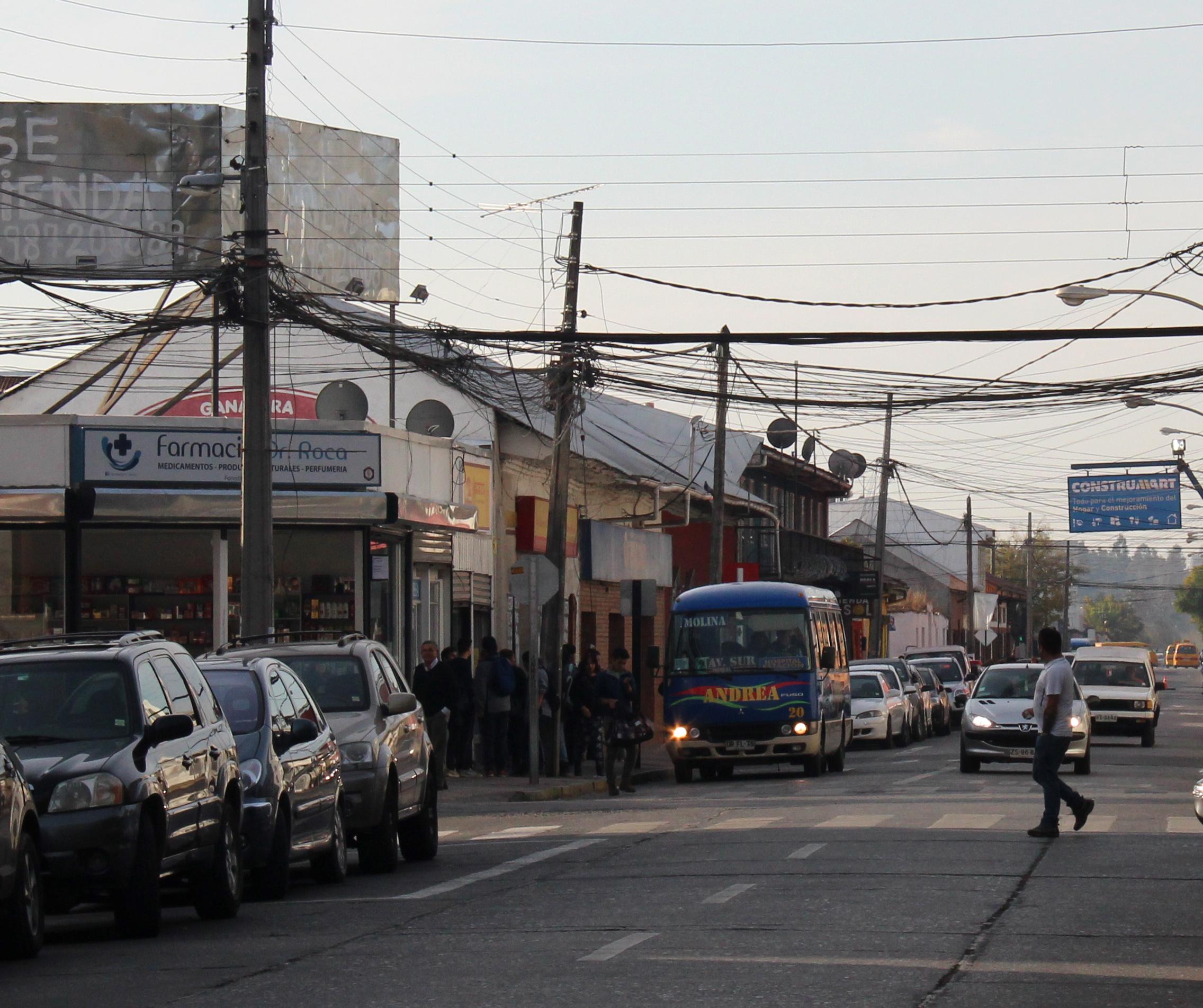 Destinan financiamiento a barrio comercial Quechereguas