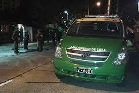 Dos Carabineras sufren violento robo, luego de tomar un procedimiento por accidente tránsito en Talca