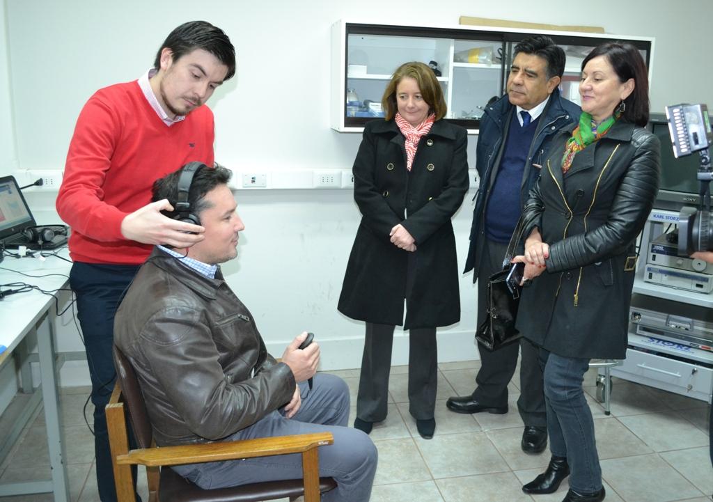 Importante beneficio para personas con discapacidad auditiva en el Maule